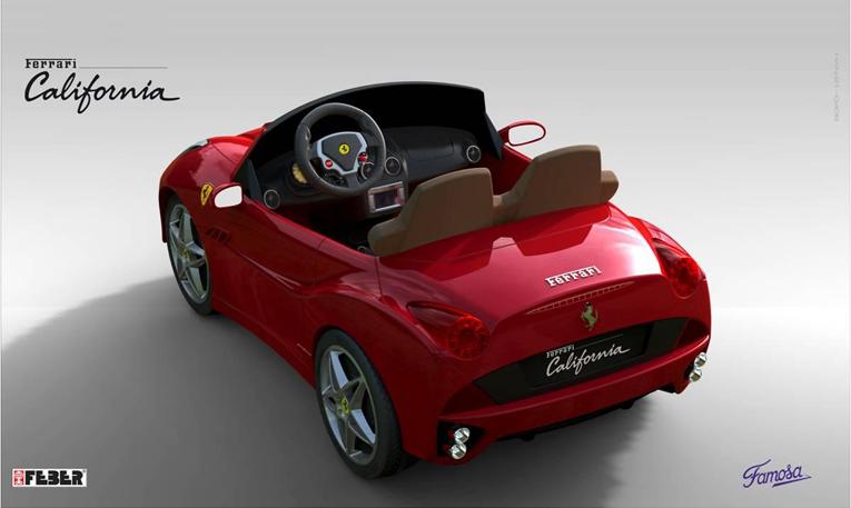 Feber Ferrari California