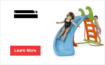 Feber Water Slide